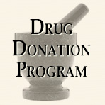 Drug Repository Program